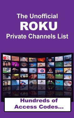 The Unofficial ROKU Private Channels List This is the latest list of private channels available for the ROKU Internet Media streaming device. It's also a list of the codes needed to add these channels to your ROKU device. Tv Without Cable, Cable Tv Alternatives, Tv Hacks, Movie Hacks, Netflix Hacks, Free Tv And Movies, Tv Options, Free Tv Channels, Netflix Codes