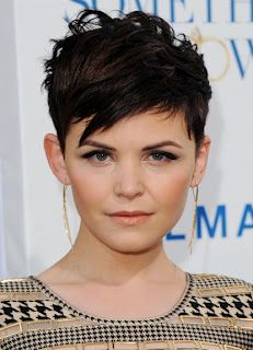 Cutest pixie cut ever/ when i lose all my weight. I am so getting this cut
