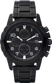 Fossil Men's FS4646 Dean Black Stainless Steel Watch Fossil. $86.27. Model: FS4646. Brand:Fossil. Condition:Brand new with Tags. Band Color: Black. In Stock:Yes. Immediate shipping