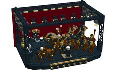 LEGO Ideas - Classical Orchestra
