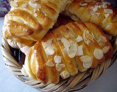 Cream de parisienne (brioches)