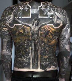 70 Tatuagens Religiosas incríveis você para se inspirar - Top Tatuagens Ink Tattoo, Body Art Tattoos, Sleeve Tattoos, Faith Tattoos, Jesus Tattoo Sleeve, Tatoos, Arm Tattoos, Religious Tattoos For Men, Catholic Tattoos
