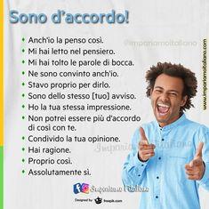 Italian Vocabulary, Italian Language, Learning Italian, Italy, Teaching, Writing, Education, School, Italian Quotes