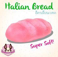 Italian bread squishy