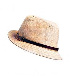 Chapeau en paille Cotélac