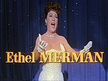 There's No Business Like Show Business (film) - Wikipedia, the free encyclopedia
