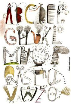 Alphabet without I ~**
