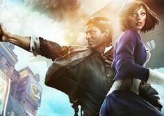 Bioshock Infinite asalta las televisiones. #videojuegos #gamers - Adictosalpixel.com