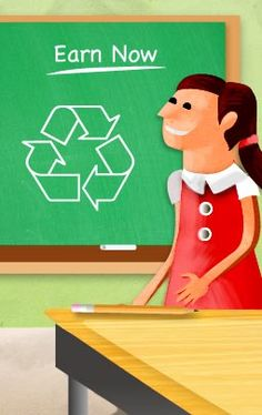 Earn 800 Recyclebank points and get coupons!