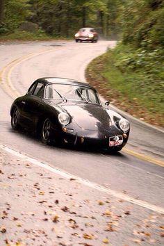 Porsche 355 Rally Car