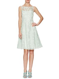 Beach Breeze Lace Dress from Pretty in Pastels on Gilt