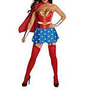 Superman Sexy Supergirl Adult Women Halloween... – USD $ 14.99