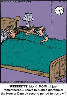 It always happens this way!!