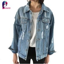 {Like and Share if you want this  Rugod Jeans Jacket Women Casacos Feminino Slim Ripped Holes Denim Jacket Femme Elegant Vintage Bomber Jacket 2017 Basic Coats|    All new arrival Rugod Jeans Jacket Women Casacos Feminino Slim Ripped Holes Denim Jacket Femme Elegant Vintage Bomber Jacket 2017 Basic Coats now at a discount $US $35.00 with free delivery  there are various this unique item not to mention a lot more at our site      Have it right now here…