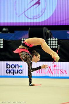 Katsiaryna Halkina (Belarus) at European Championships Minsk (Belarus) 2015