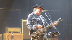 Neil Young & Promise of the Real-  Rockin' in the Free World Madrid MadCool 06/18/2016 ( 12 1/2 minutes!)
