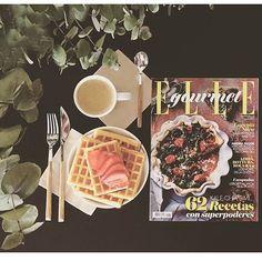Vamos a por la tarde del domingo con sabor y mucho gusto . #sundays #ELLEgourmet #food #instafood #foodies #instafood #felizdomingo (pic: @alexiavilanova)  via ELLE SPAIN MAGAZINE OFFICIAL INSTAGRAM - Fashion Campaigns  Haute Couture  Advertising  Editorial Photography  Magazine Cover Designs  Supermodels  Runway Models