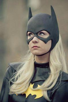 Batgirl By Beautiful Aigue Marine Cosplay