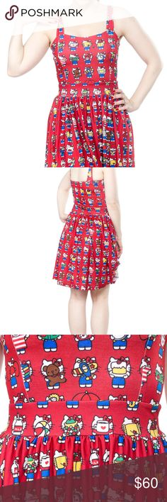 93395d04f Japan LA Hello Kitty 40th Anniversary Party Dress - Japan LA dress worn  once for only