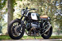 Una mirada detrás de las escenas en una de las mejores tiendas de marcha de la motocicleta de Londres, Urban Rider.