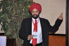 Harjeet Khanduja speaking at Asia HRD Congress