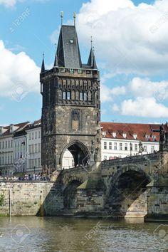 http://www.123rf.com/photo_34004556_charles-bridge-and-the-powder-tower-in-prague-czech-republic.html