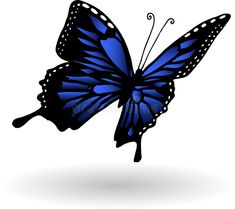 Illustration about Detailed illustration of a blue butterfly. Illustration of flying, spring, illustration - 2810864 Free Vector Images, Vector Free, Butterfly Tattoo Cover Up, Butterflies Flying, Pretty Images, Blue Butterfly, Character Art, Royalty, Butterfly Illustration