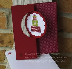 Wishing You ... for my Sept. Holiday Stampin' Party / Open House