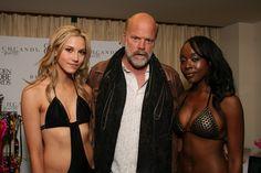 "Rex Linn of ""Django Unchained"" visiting with BeachCandy at the Golden Globes Pre Party.  #beachcandyswimwear #swimwear #bikini #swim #beachwear #california #goldenglobes #goldenglobes2013 #hollywood"