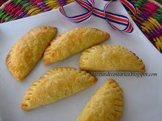 Cocina Costarricense: empanaditas de chiverre