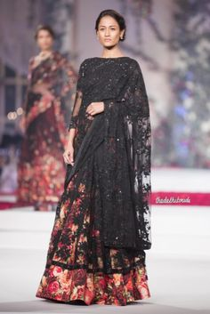 Varun Bahl at Amazon India Couture Week 2015 | thedelhibride Indian Weddings blog
