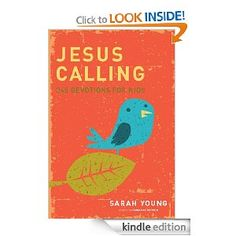 Jesus Calling - devotion book for kids