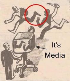 Media bias - Interesting to show perspective