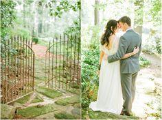 The Photography of Haley Sheffield: WEDDING // JASON & AMANDA AT DUNAWAY GARDENS