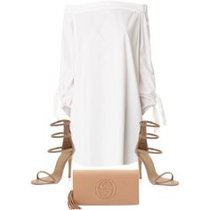Untitled #34 by glamandcity on Polyvore featuring polyvore, fashion, style, TIBI and Gucci