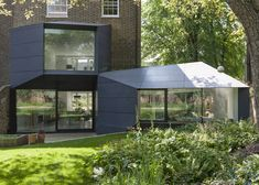 "<a href=""http://www.dezeen.com/2012/10/21/residential-extension-by-alison-brooks-architects/"">Lens House, London by Alison Brooks Architects</a>"