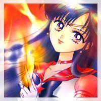 Raye / Rei Hino aka Sailor Mars