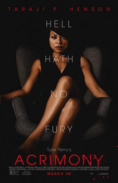 Tyler Perry's Acrimony (2018) 2018 Movies, Movies Online, Taraji P Henson, Tyler Perry, Original Movie, Good Movies, Movies And Tv Shows, Movie Tv, Celebrities
