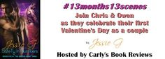 Chocolate Hearts and Cuban Sandwiches - the third installment in my#13months13scenes blog tour