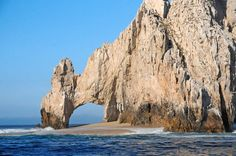 Sand under the Arch! El Arco Beach Appears Again in Cabo San Lucas | Cabo Blog