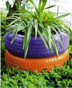 NapadyNavody.sk   19 úžasných nápadov na záhradné dekorácie, ktoré si môže vyrobiť každý