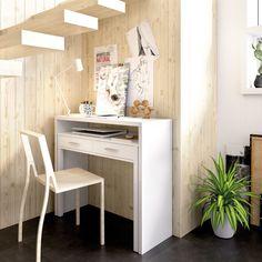 Bauhaus, Home Office, Office Desk, Corner Desk, Vanity, Table, Furniture, Home Decor, Room Ideas