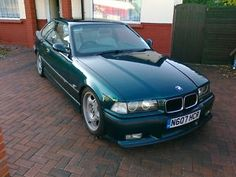 BMW 328is (1997)My 23rd car..in my name but bought it for my son