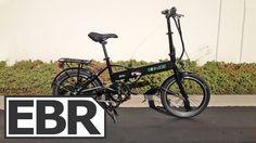 e-Joe Epik Lite Video Review - Cheap Folding Electric Bike with Throttle...