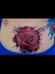 Tami rose splatter Jason Rhodes