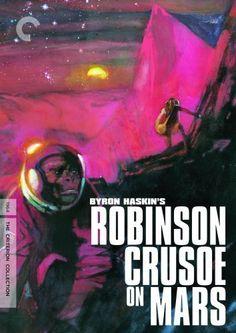 Robinson Crusoe on Mars (1964). Great old sci-fi movie!