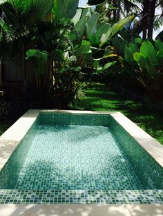 Private plunge pool, Bali