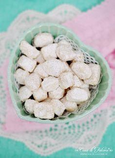 Vanillestücke Backmischung {Rezept} I Verpackungsidee im Glas I cookie mix in a jar I Casa di Falcone