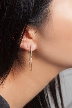 Rue Gembon cynthia gold delicate earjacket