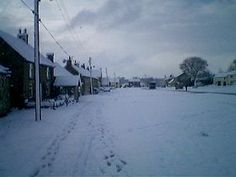 Eppleby - A Snowy Eppleby In 2005 Hamish Newhouse©